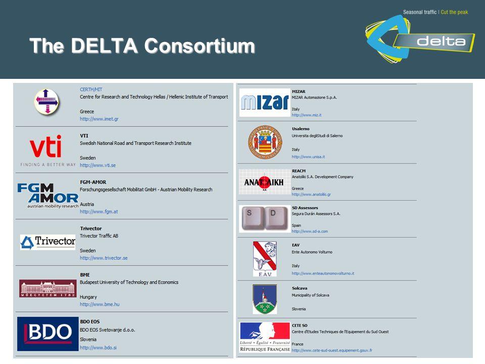 The DELTA Consortium