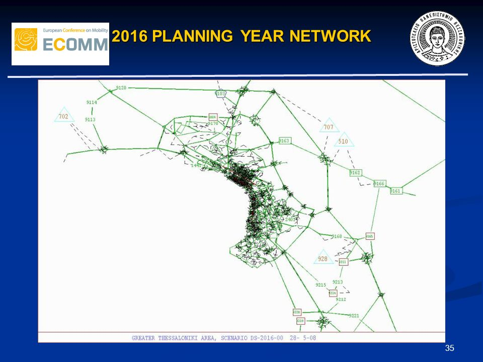 2016 PLANNING YEAR NETWORK 35