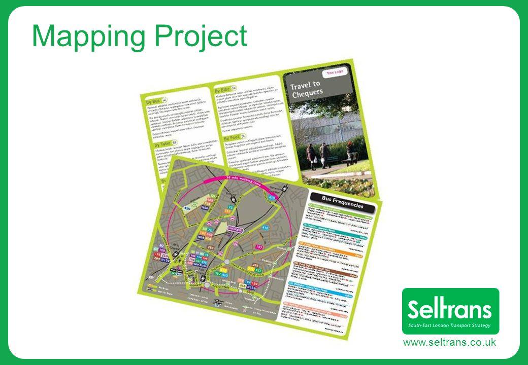 www.seltrans.co.uk Mapping Project