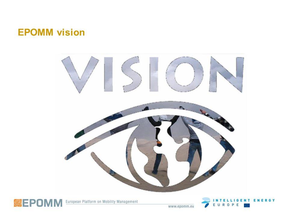EPOMM vision