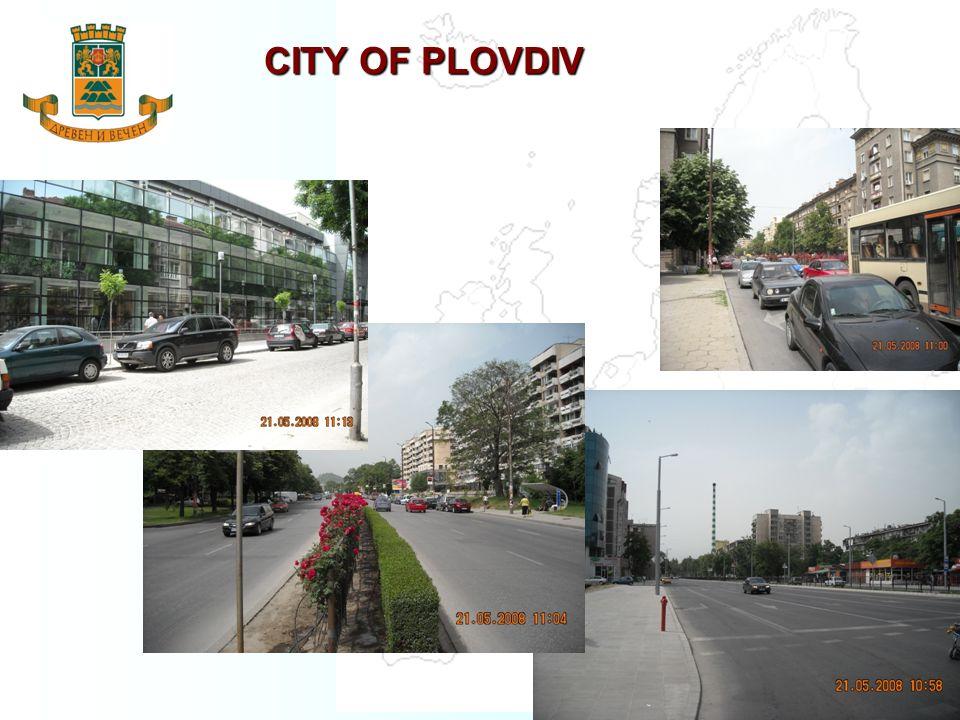 10 CITY OF PLOVDIV