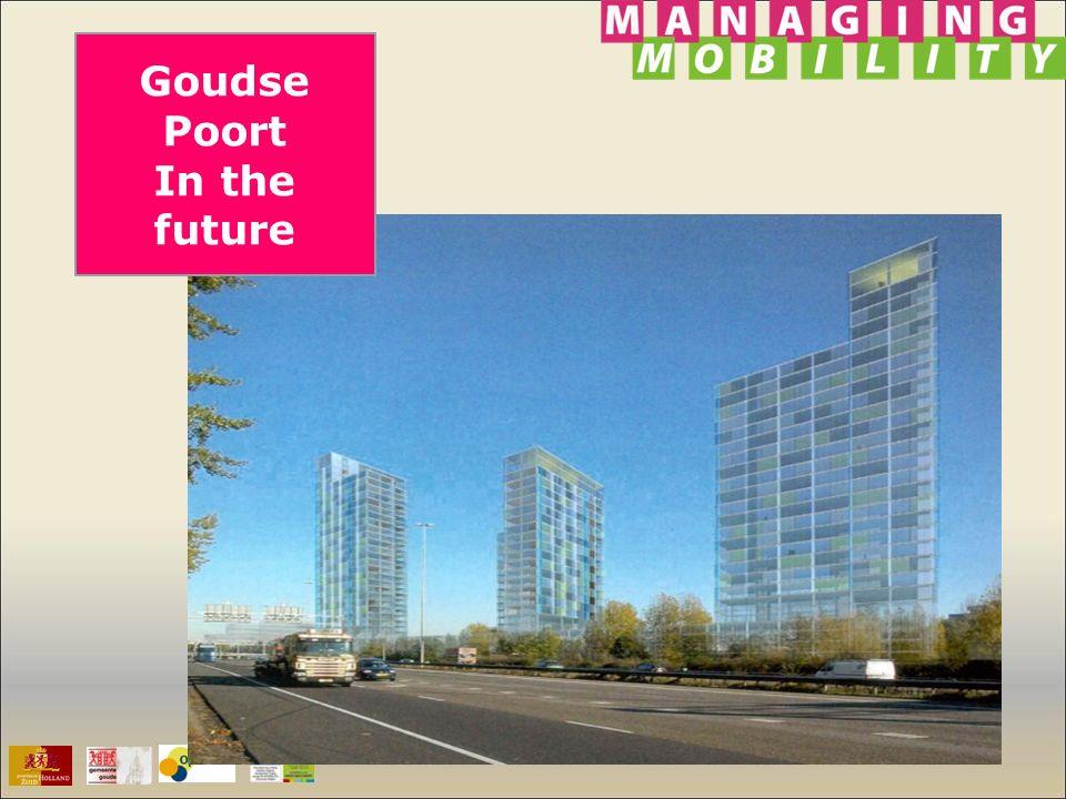 Goudse Poort In the future