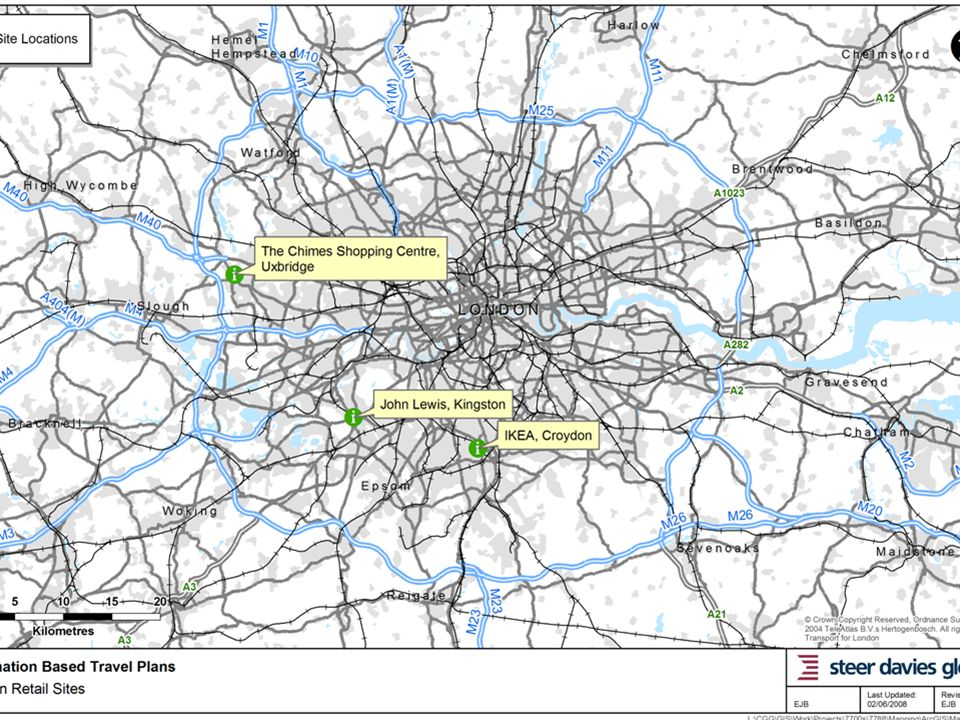 ECOMM London June 2008