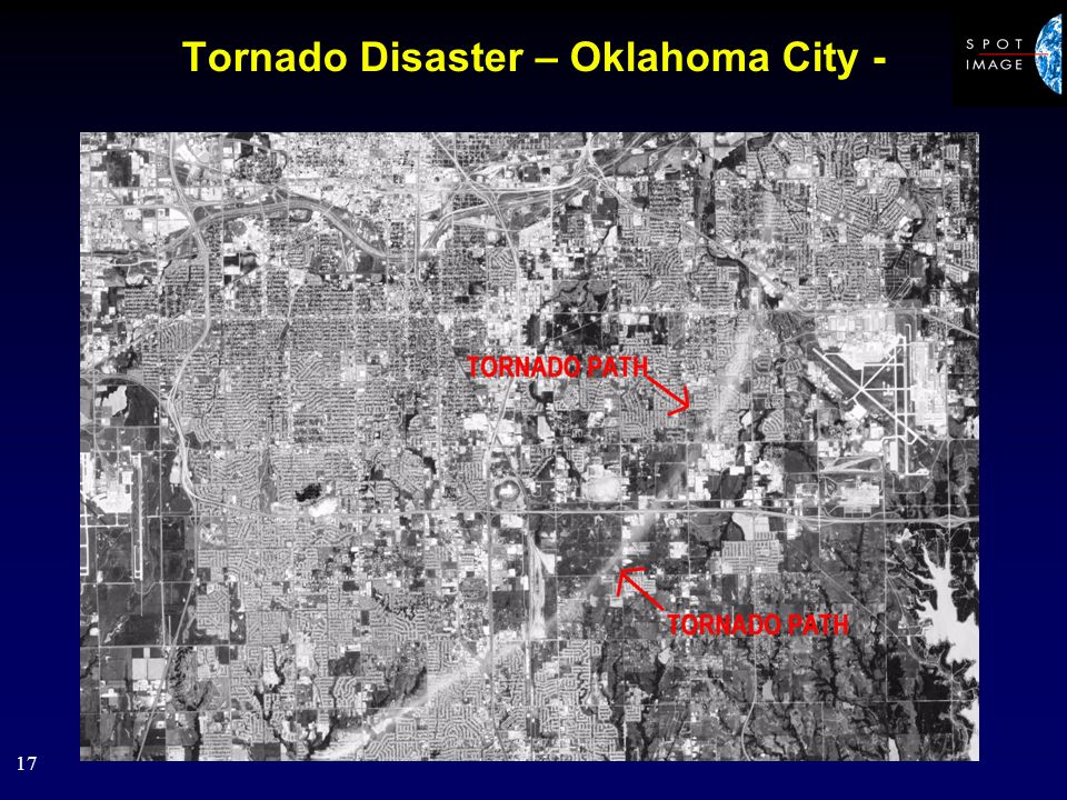 17 Tornado Disaster – Oklahoma City -