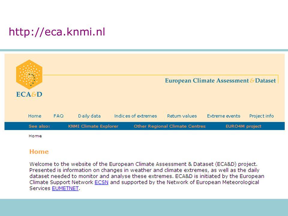 http://eca.knmi.nl