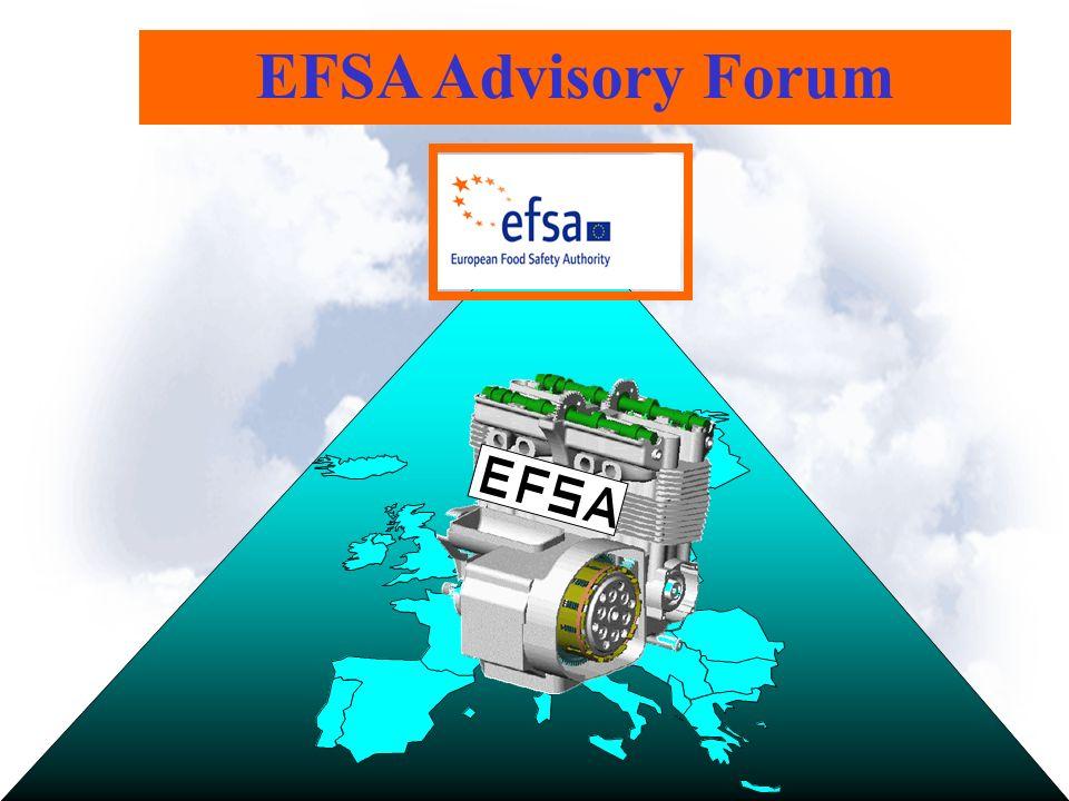 EFSA Advisory Forum