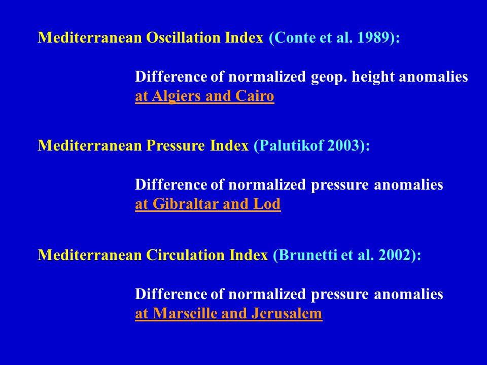 Luterbacher et al.