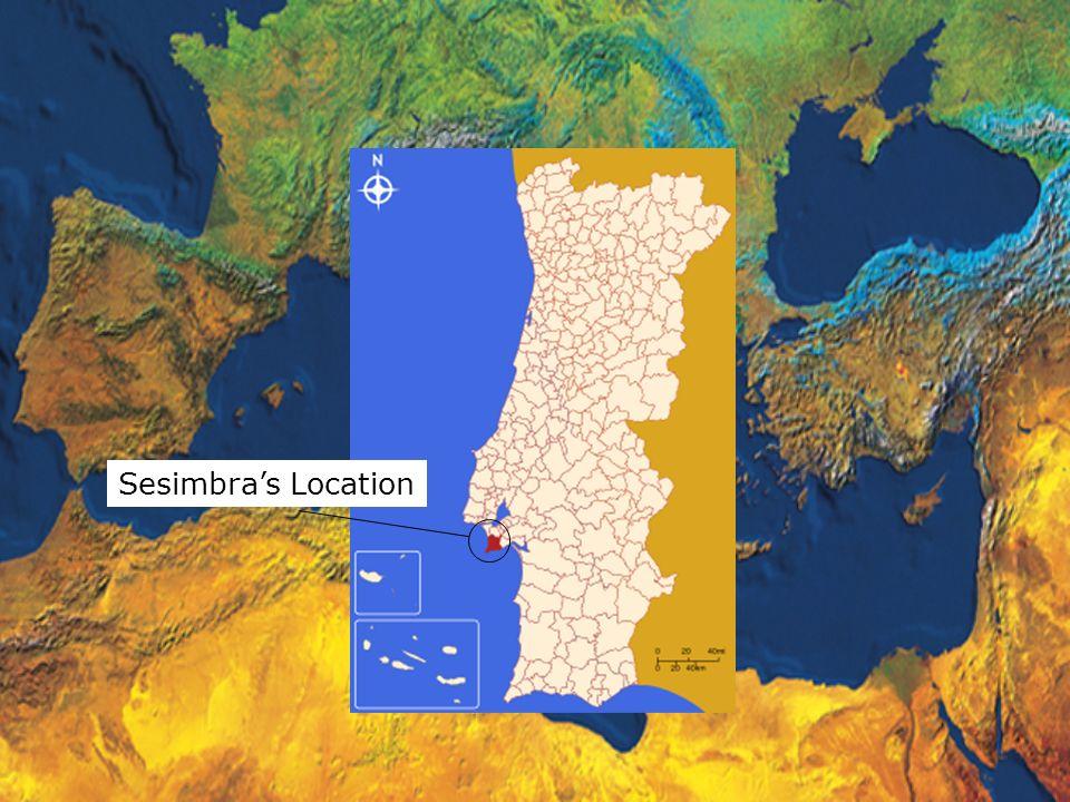 Sesimbras Location