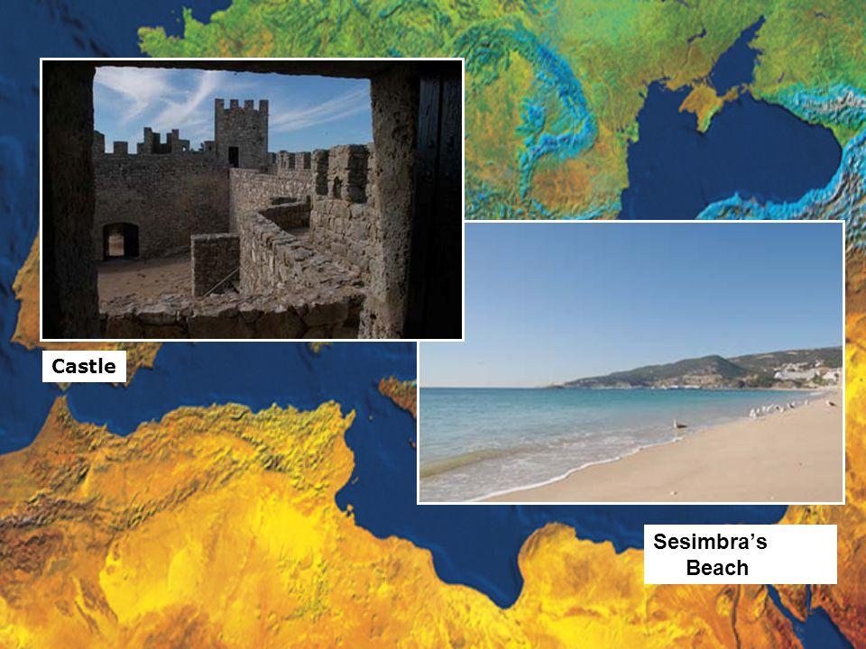 Sesimbras Beach Castle