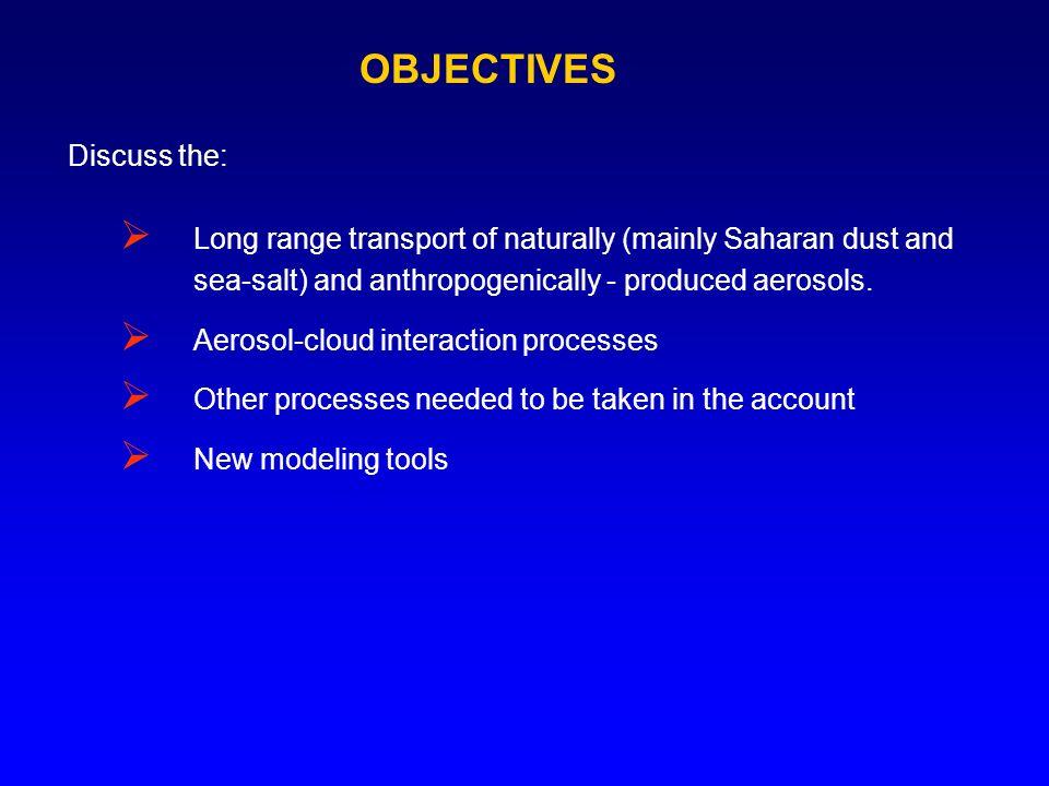 SEA SALT CONCENTRATIONS at 1500 UTC (both bins) 27JAN2003 28JAN2003 29JAN2003 97 m 2 nd model level 530 m 4 th model level 1071 m 6 th model level