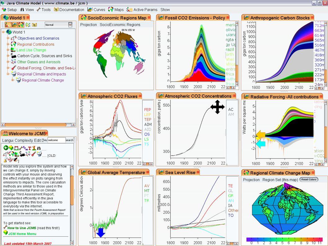Ben Matthews matthews@climate.beinteractive model: www.climate.be/jcmmatthews@climate.be