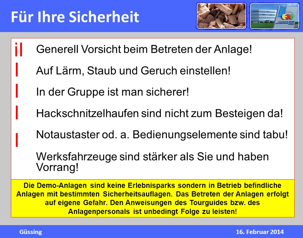 Güssing16. Februar 2014 Kommunalsteuer in Güssing