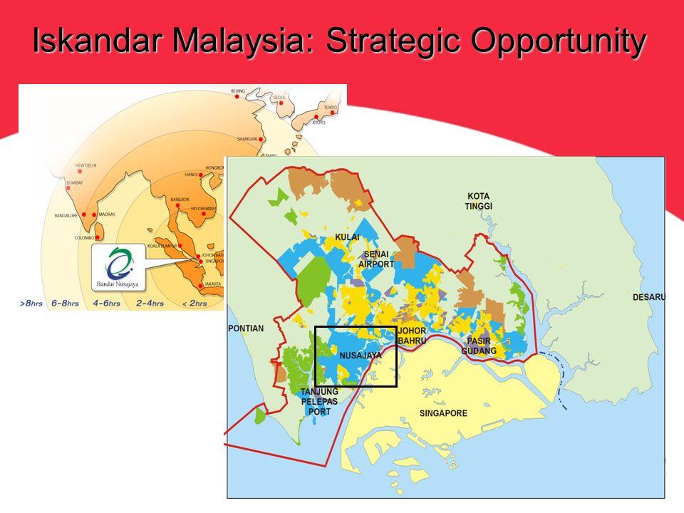 EduCity NUMed Malaysia: Nusajaya and EduCity