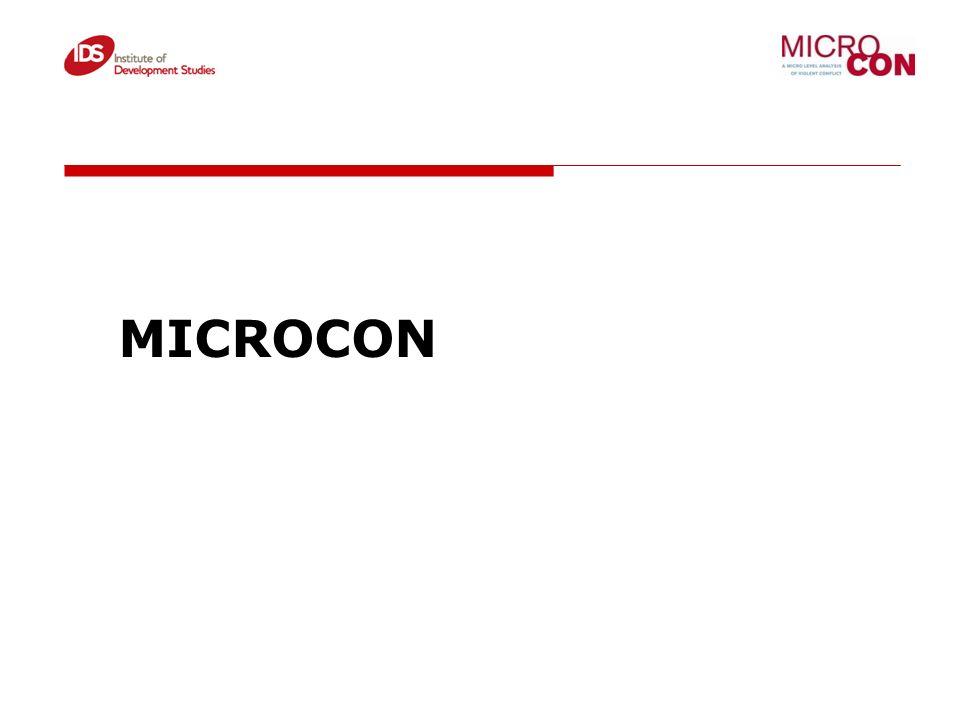 MICROCON