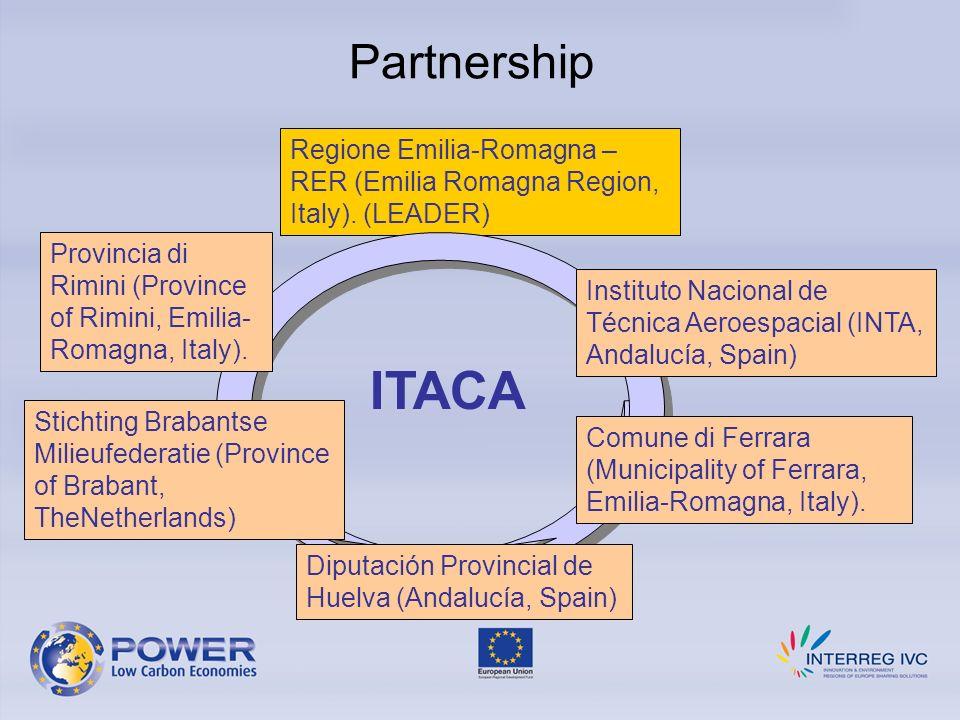 Regione Emilia-Romagna – RER (Emilia Romagna Region, Italy).