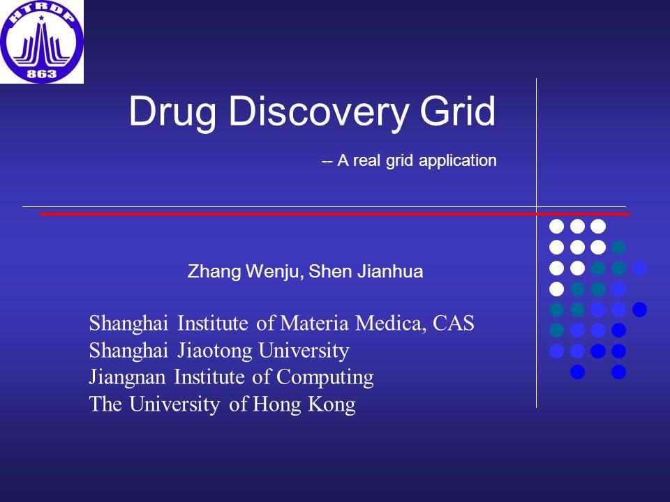 Agenda 1.DDGrid Introduction 2.DDGrid Architecture 3.DDGrid Application 4.DDGrid Demo