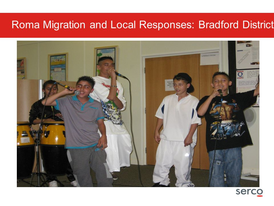 Roma Migration and Local Responses: Bradford District: UK