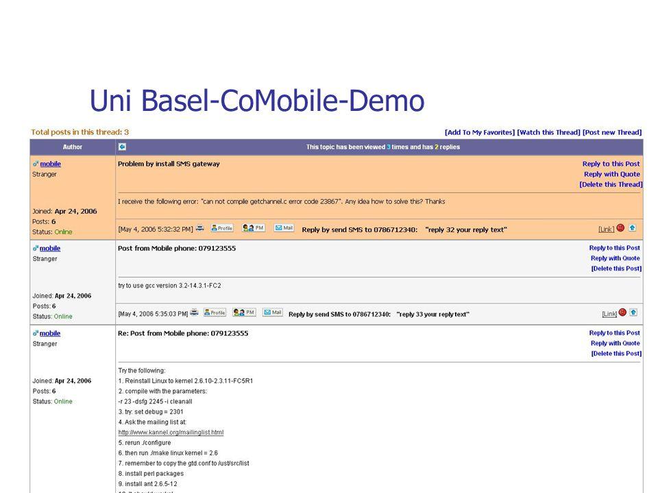 23 Uni Basel-CoMobile-Demo