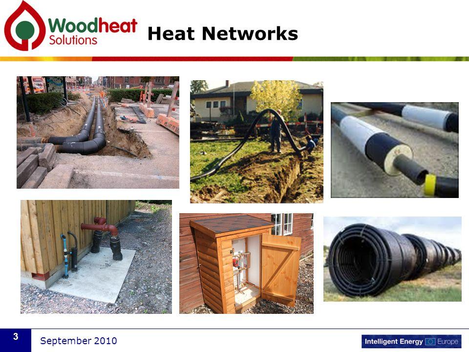 September 2010 3 Heat Networks