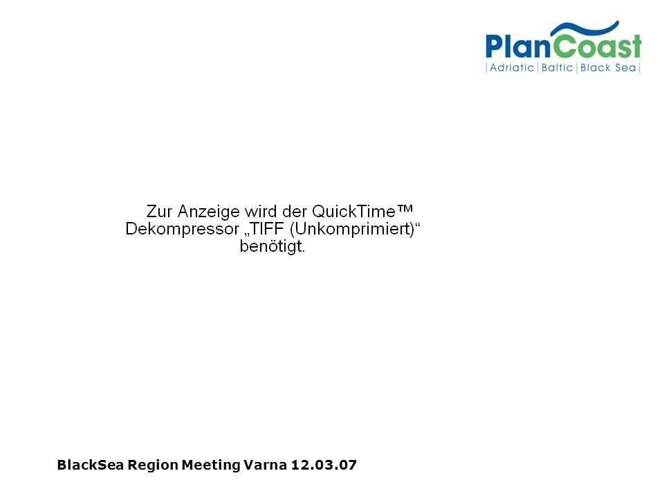 BlackSea Region Meeting Varna 12.03.07