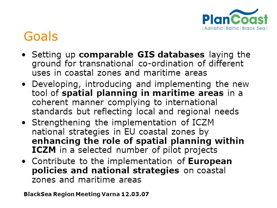 BlackSea Region Meeting Varna 12.03.07 What is ICZM.