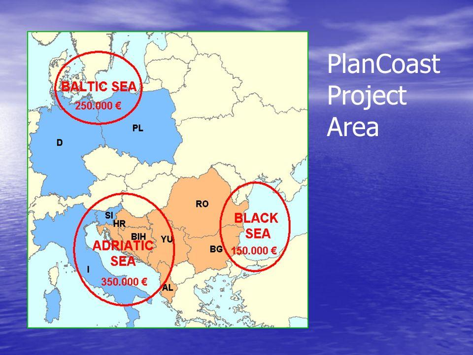 PlanCoast Project Area