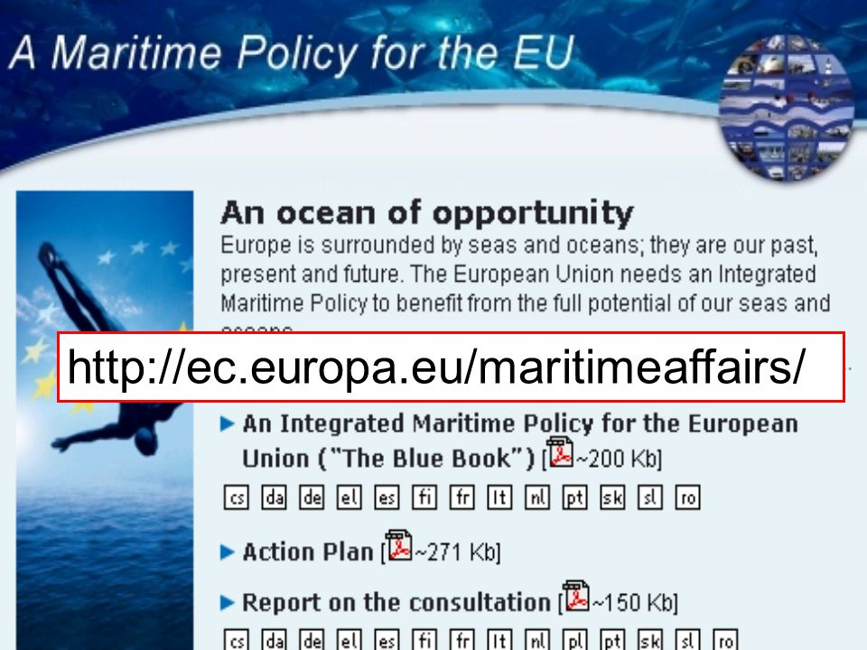 http://ec.europa.eu/maritimeaffairs/