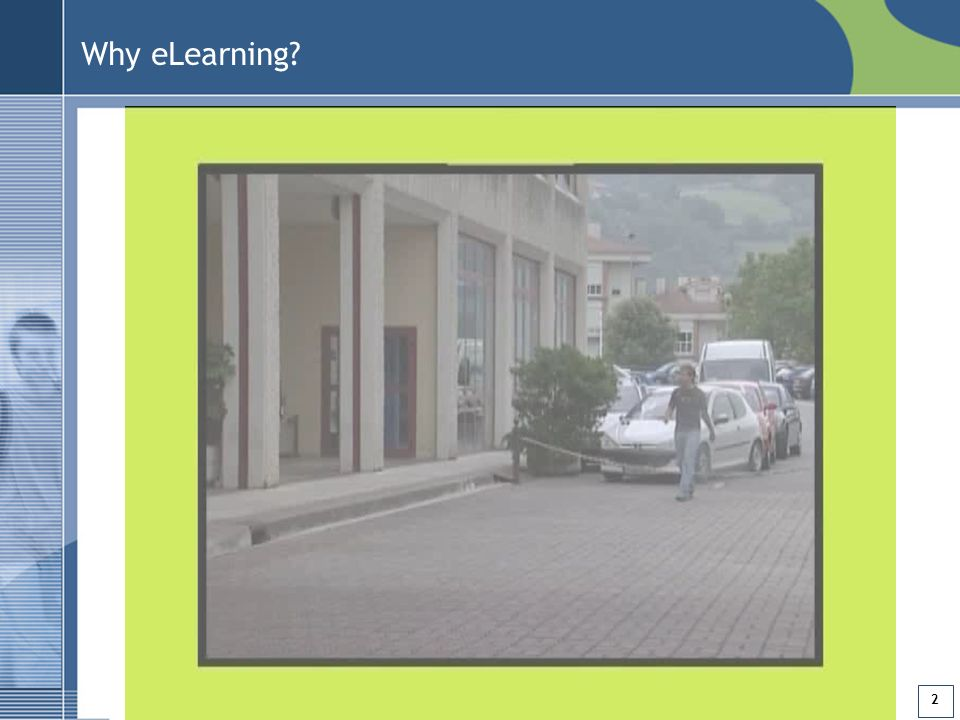 2 Why eLearning
