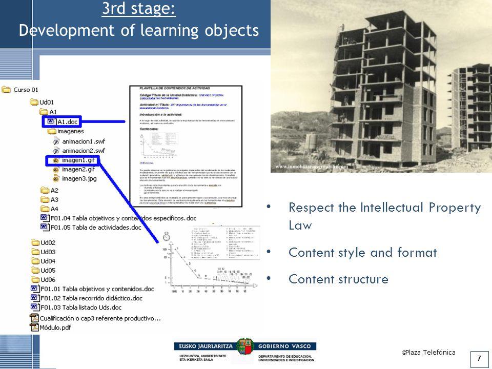 8 4th stage: Digitalization of learning objects Español Sin Fronteras Daniel Siskind