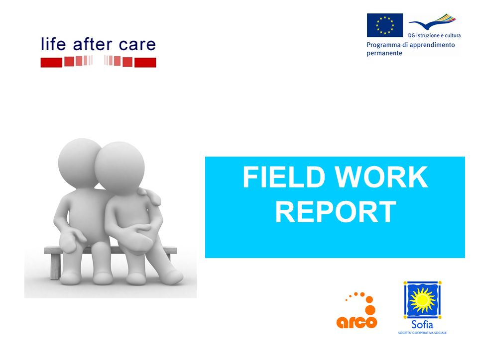 WHERE Field work carried out in Carpi (70.000) and Cesena (90.000) – same methodology