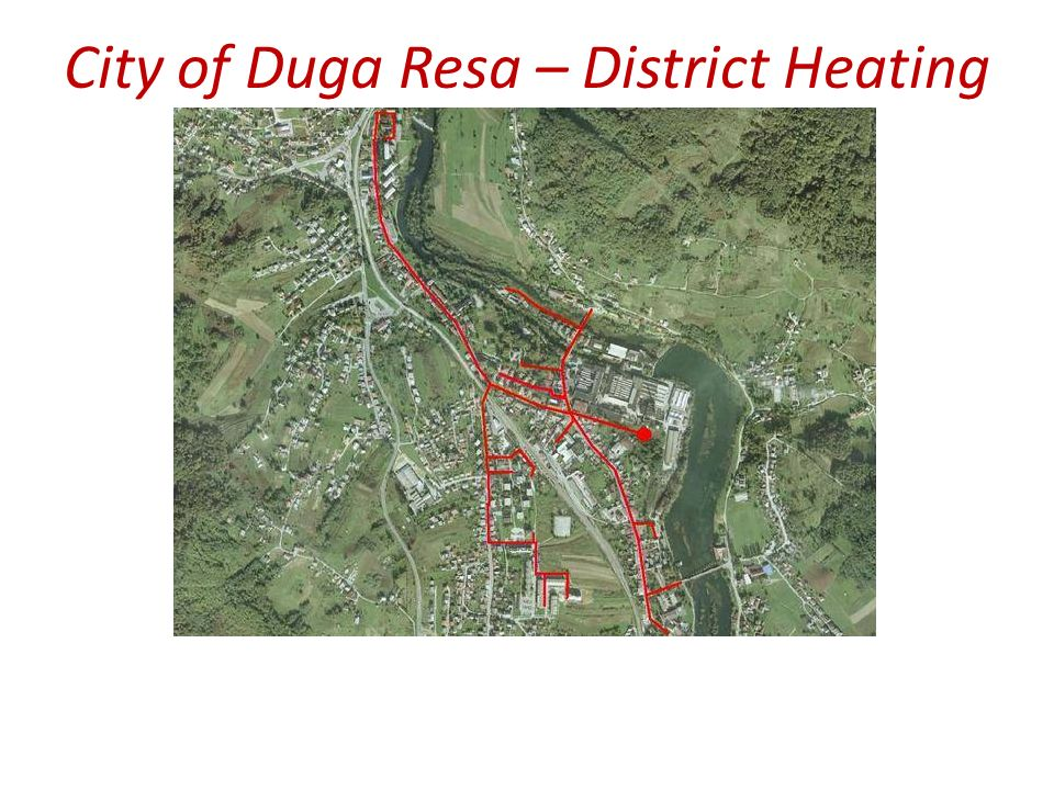 City of Duga Resa – District Heating