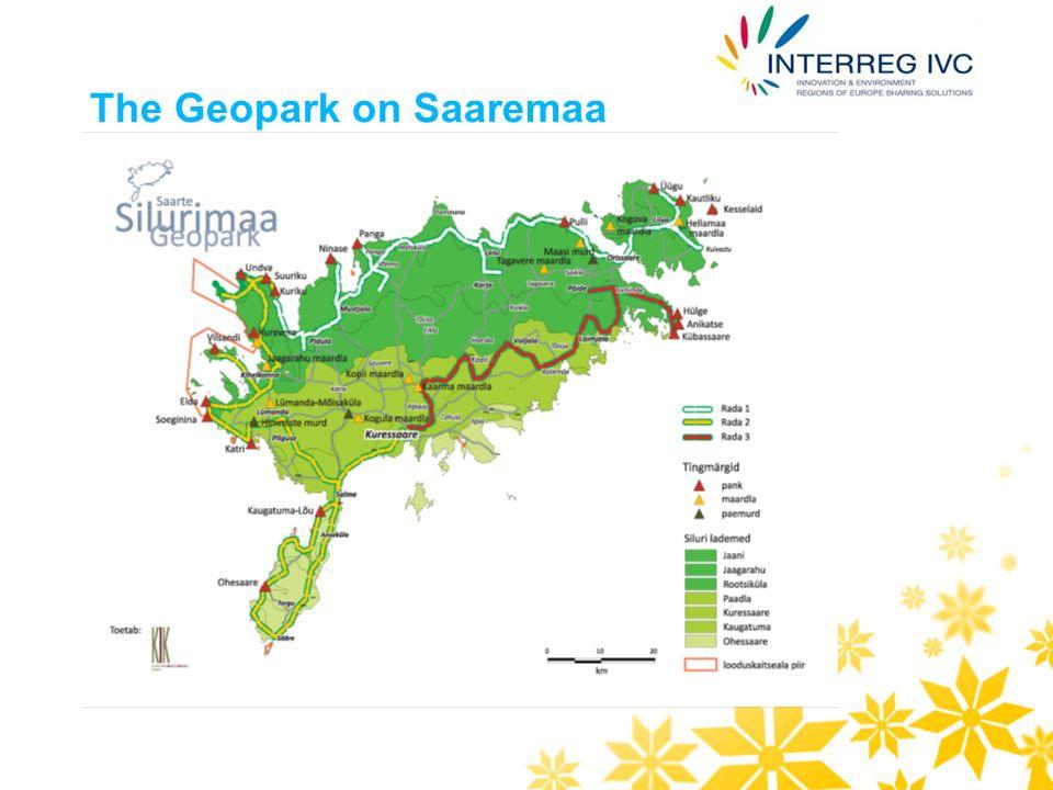 The Geopark on Saaremaa