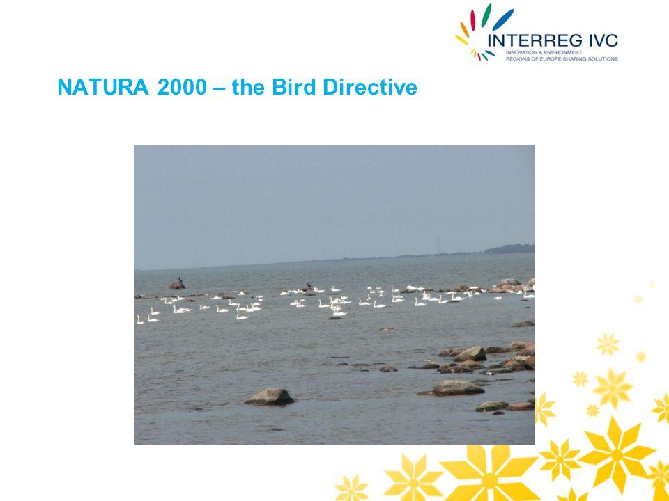 NATURA 2000 – the Bird Directive