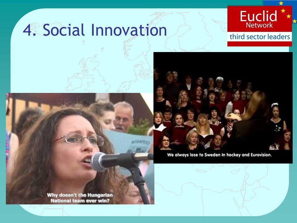 4. Social Innovation
