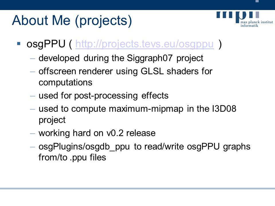 osgPPU Screenshot from Eikonal Rendering (Siggraph07)