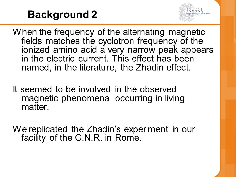 When the frequency of the alternating magnetic fields matches the cyclotron frequency of the ionized amino acid a very narrow peak appears in the elec