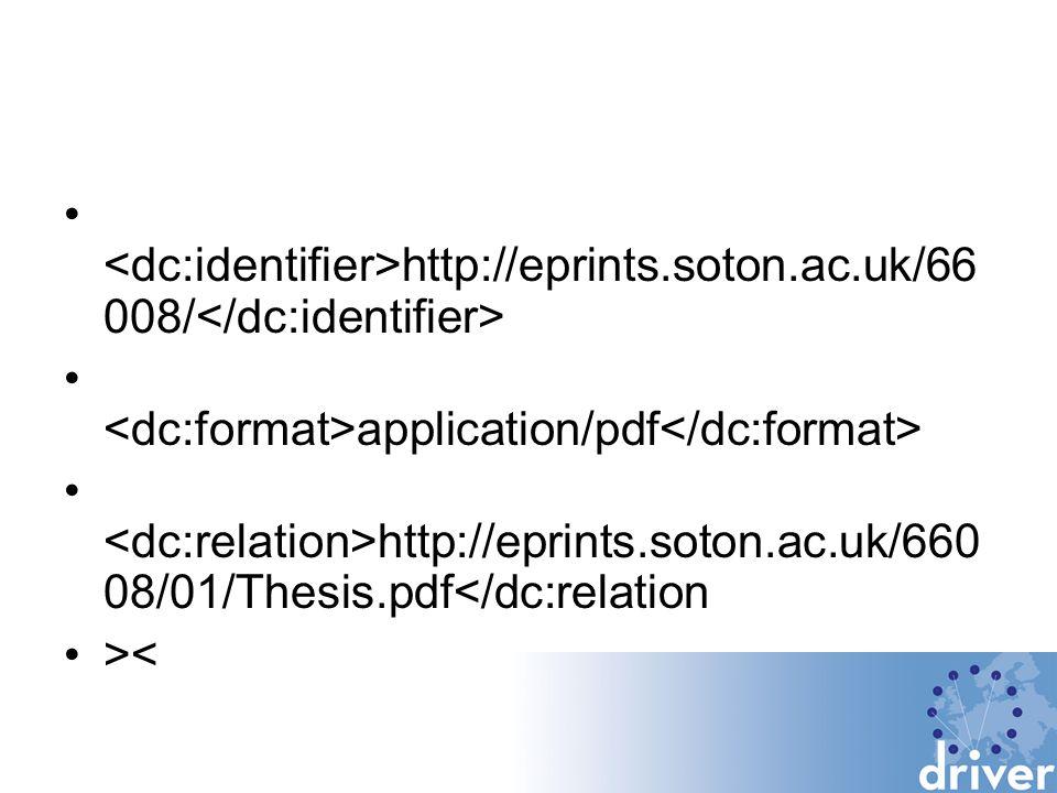 http://eprints.soton.ac.uk/66 008/ application/pdf http://eprints.soton.ac.uk/660 08/01/Thesis.pdf</dc:relation ><