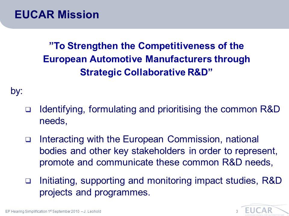 ac 3EP Hearing Simplification 1 st September 2010 – J.