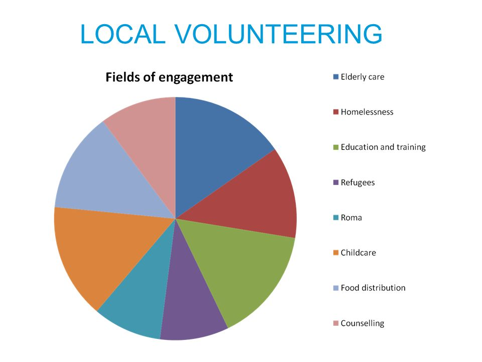 LOCAL VOLUNTEERING