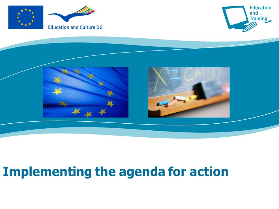 Implementing the agenda for action