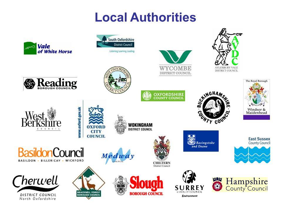 Community Local Authorities