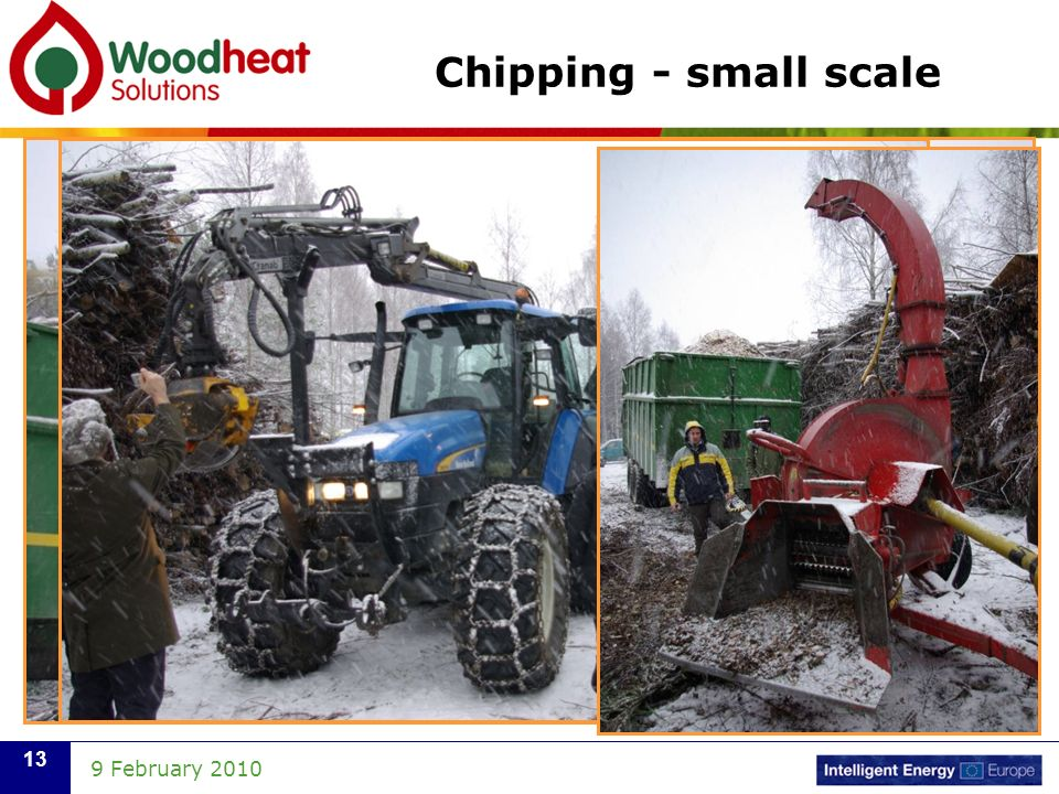 9 February Chipping - small scale