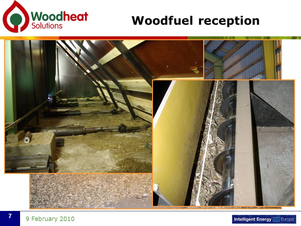 9 February Woodfuel reception