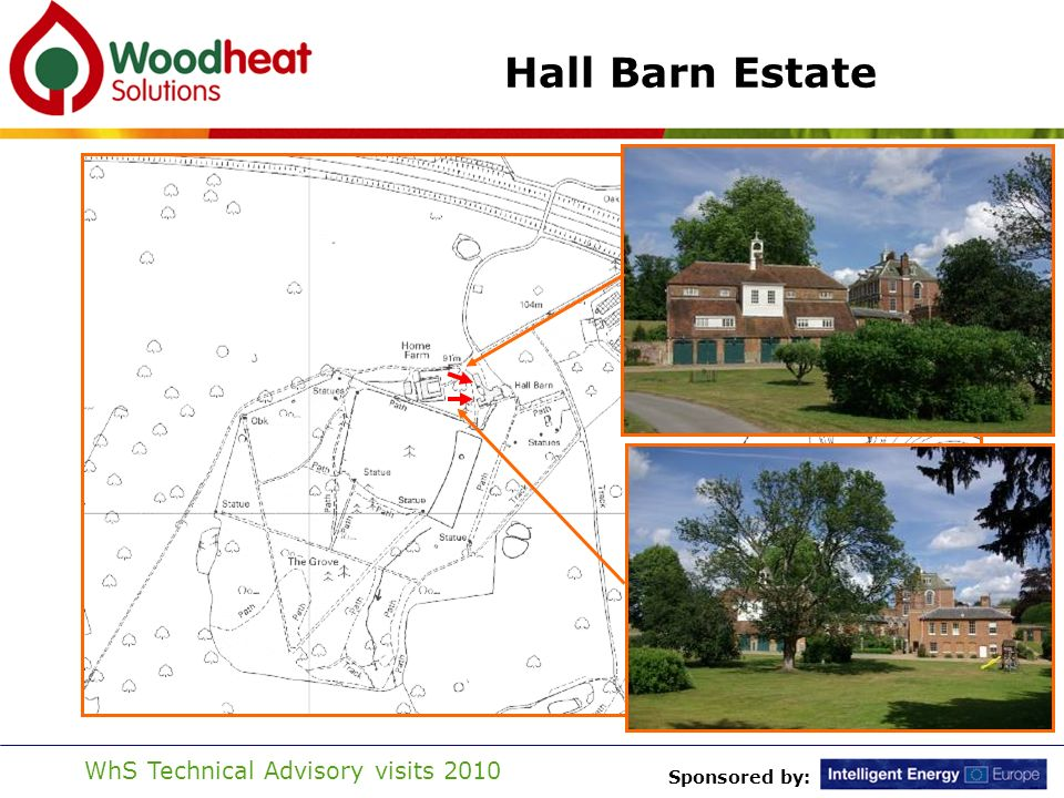 Sponsored by: WhS Technical Advisory visits 2010 Hall Barn Estate