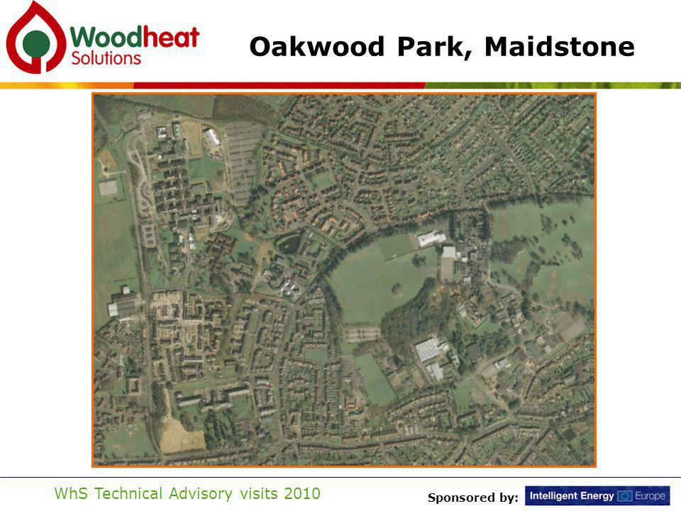 Sponsored by: WhS Technical Advisory visits 2010 Oakwood Park, Maidstone