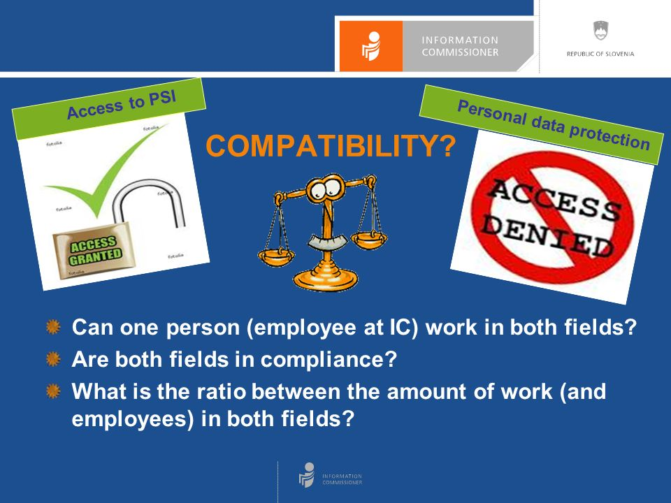 COMPATIBILITY of substantial law.