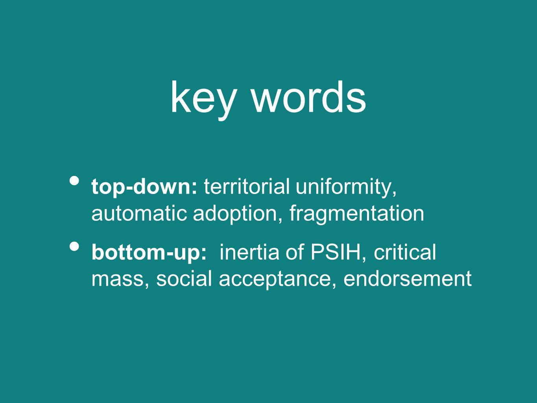 top-down v.