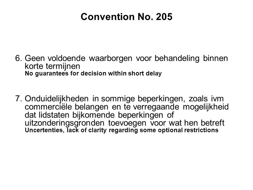 Convention No.