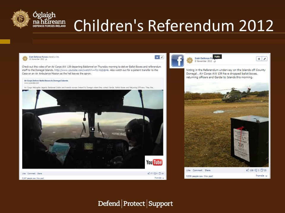 Children s Referendum 2012