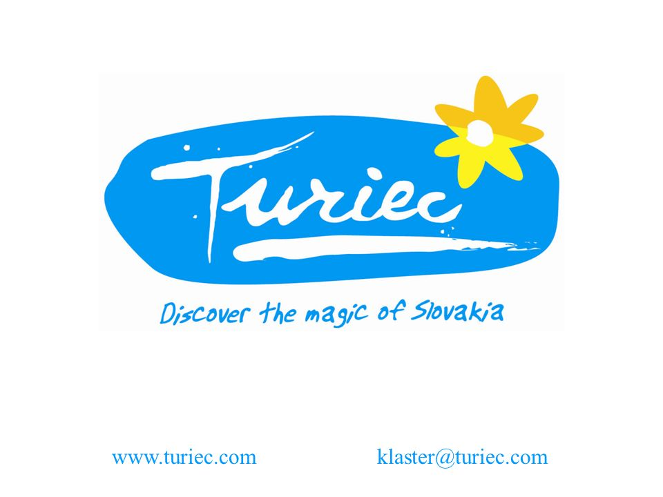 www.turiec.comklaster@turiec.com